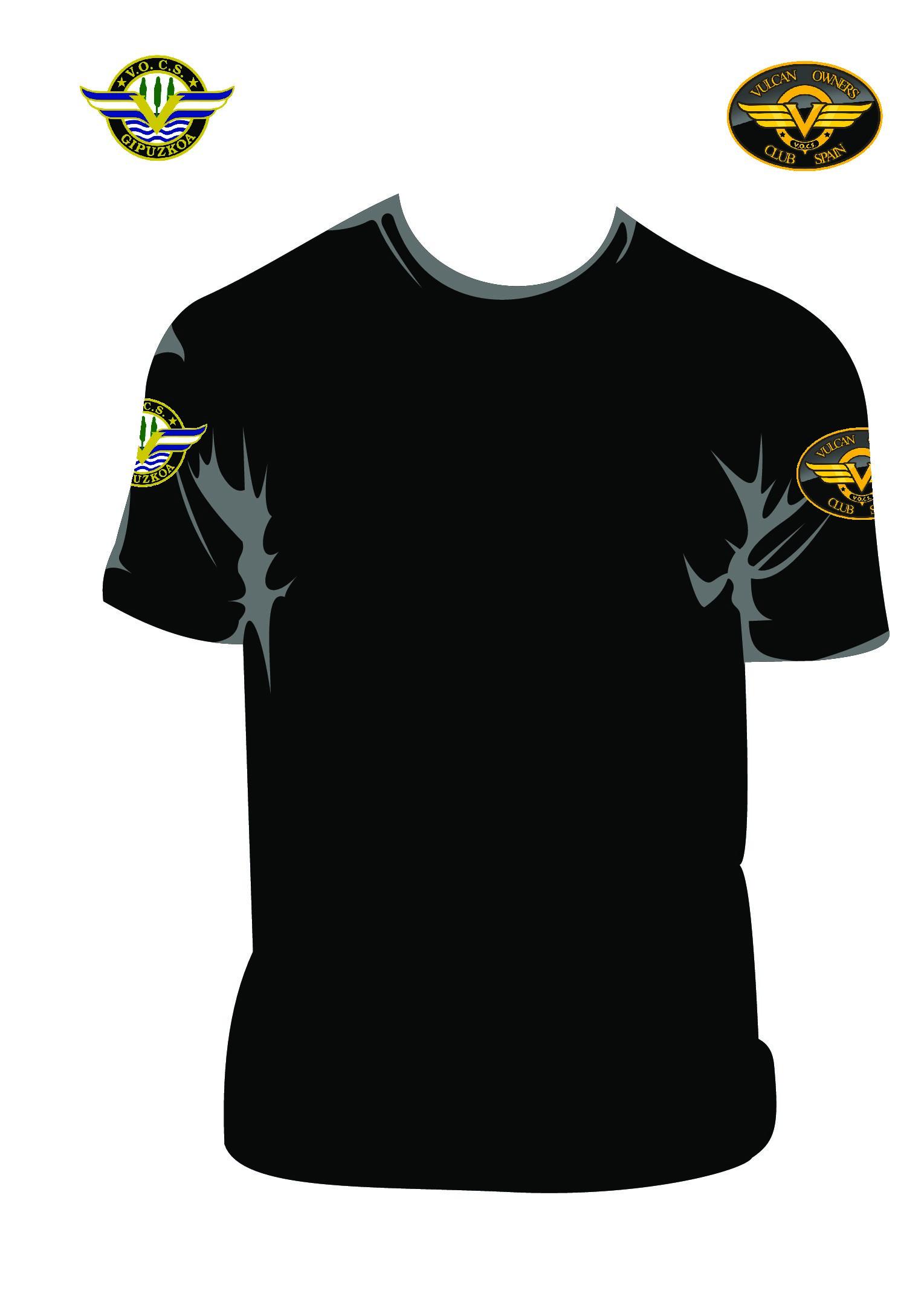 vocs VULCAN owners (camiseta mangas)